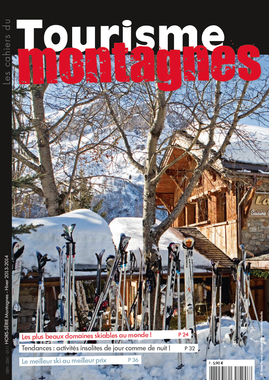 「Les Cahiers du Tourisme」観光翻訳