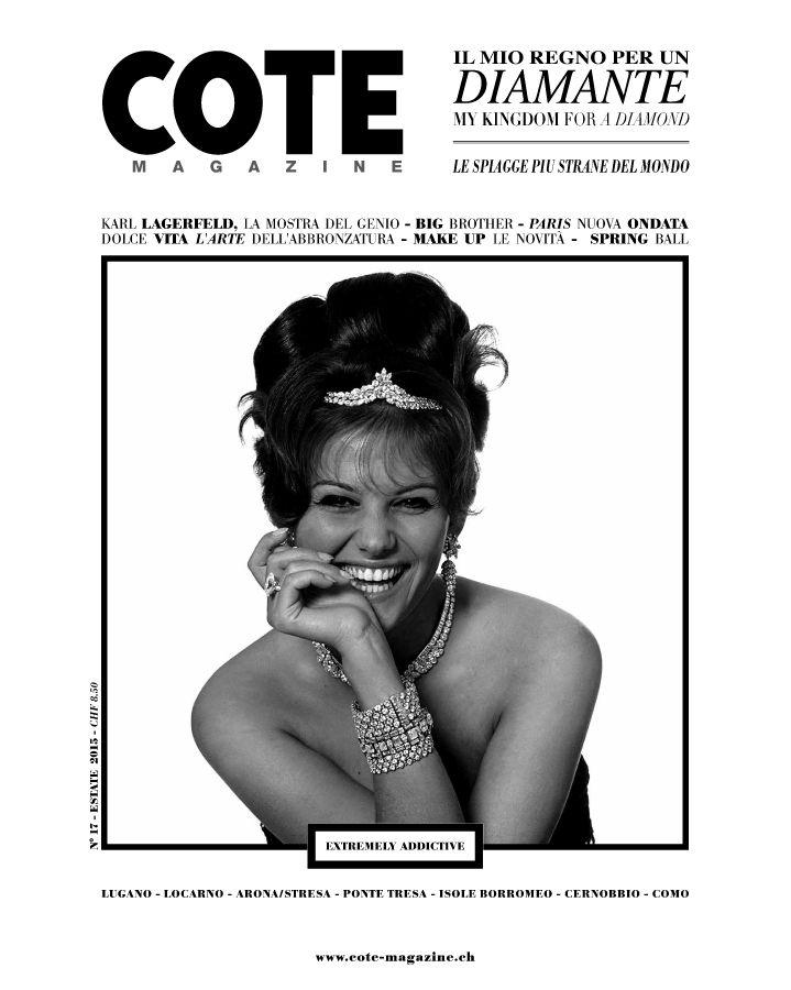 雑誌「Cote Lugano」翻訳
