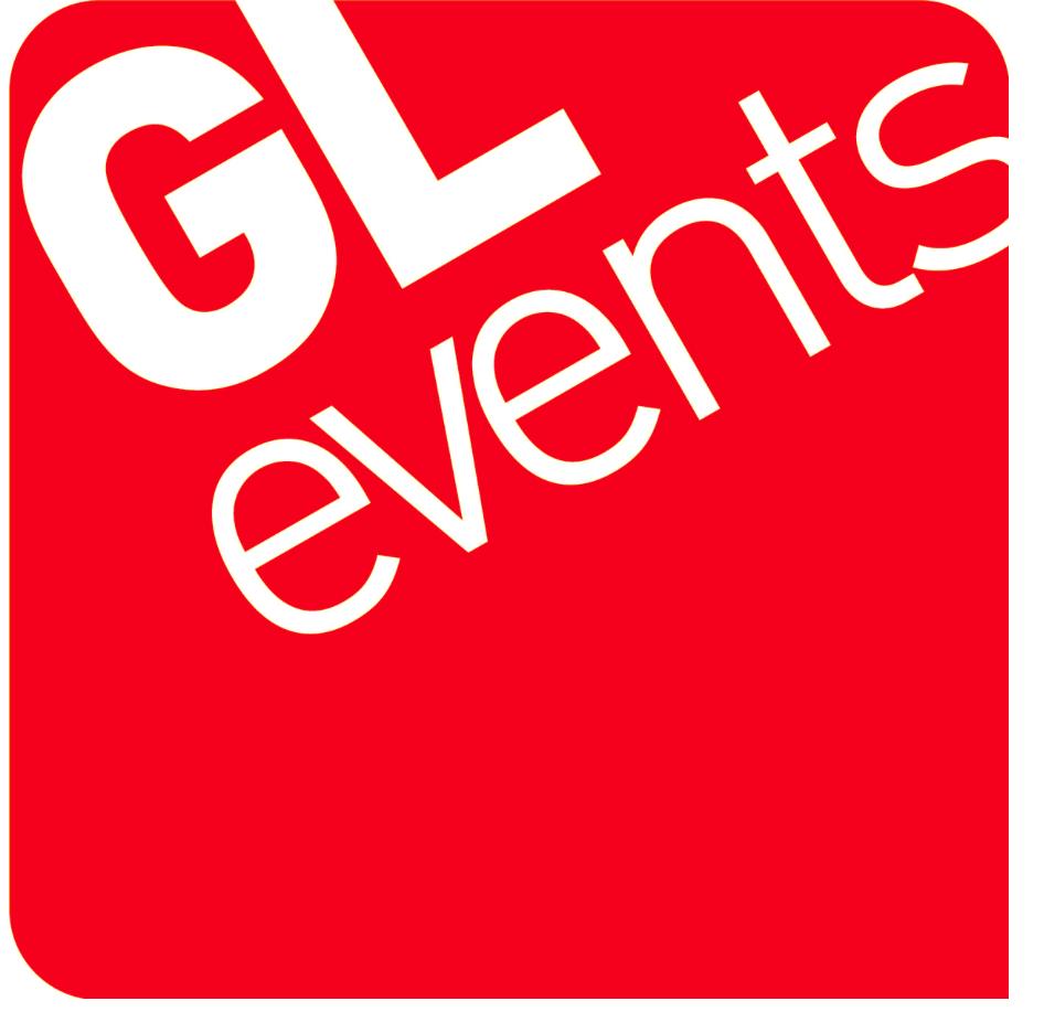 GL events社パンフレット翻訳