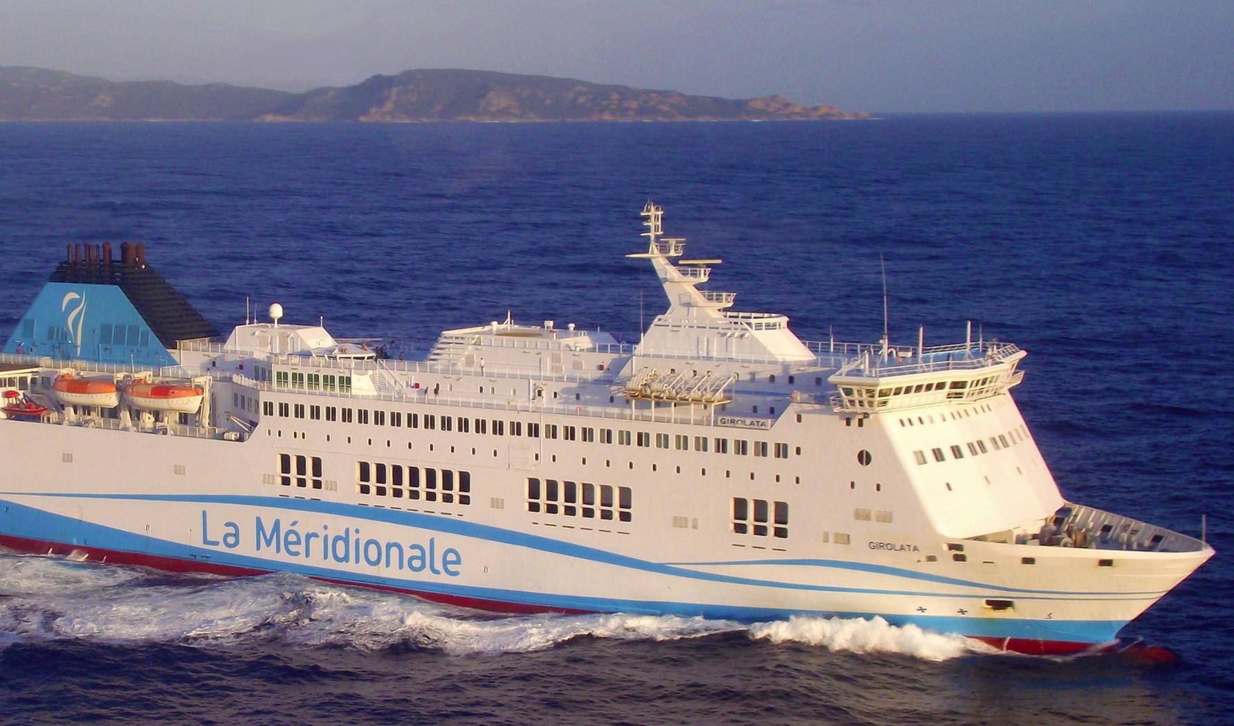 船舶会社La Méridionale(ラ・メリディオナル)社ホームページ3か国語翻訳(伊・英・西)