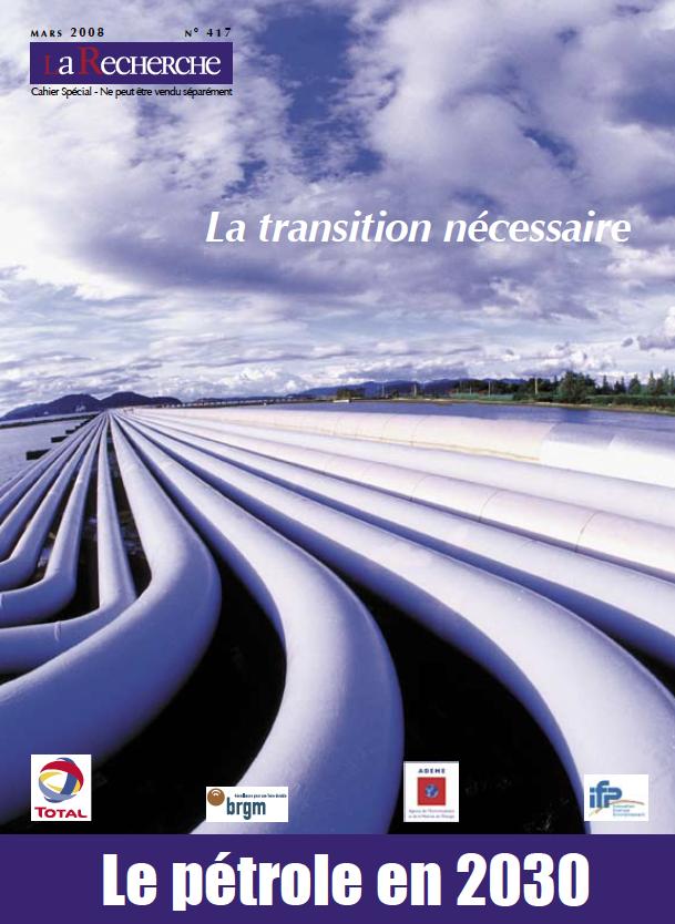 科学専門誌「LA RECHERCHE」から、新しく刊行された2つの雑誌の仏英翻訳