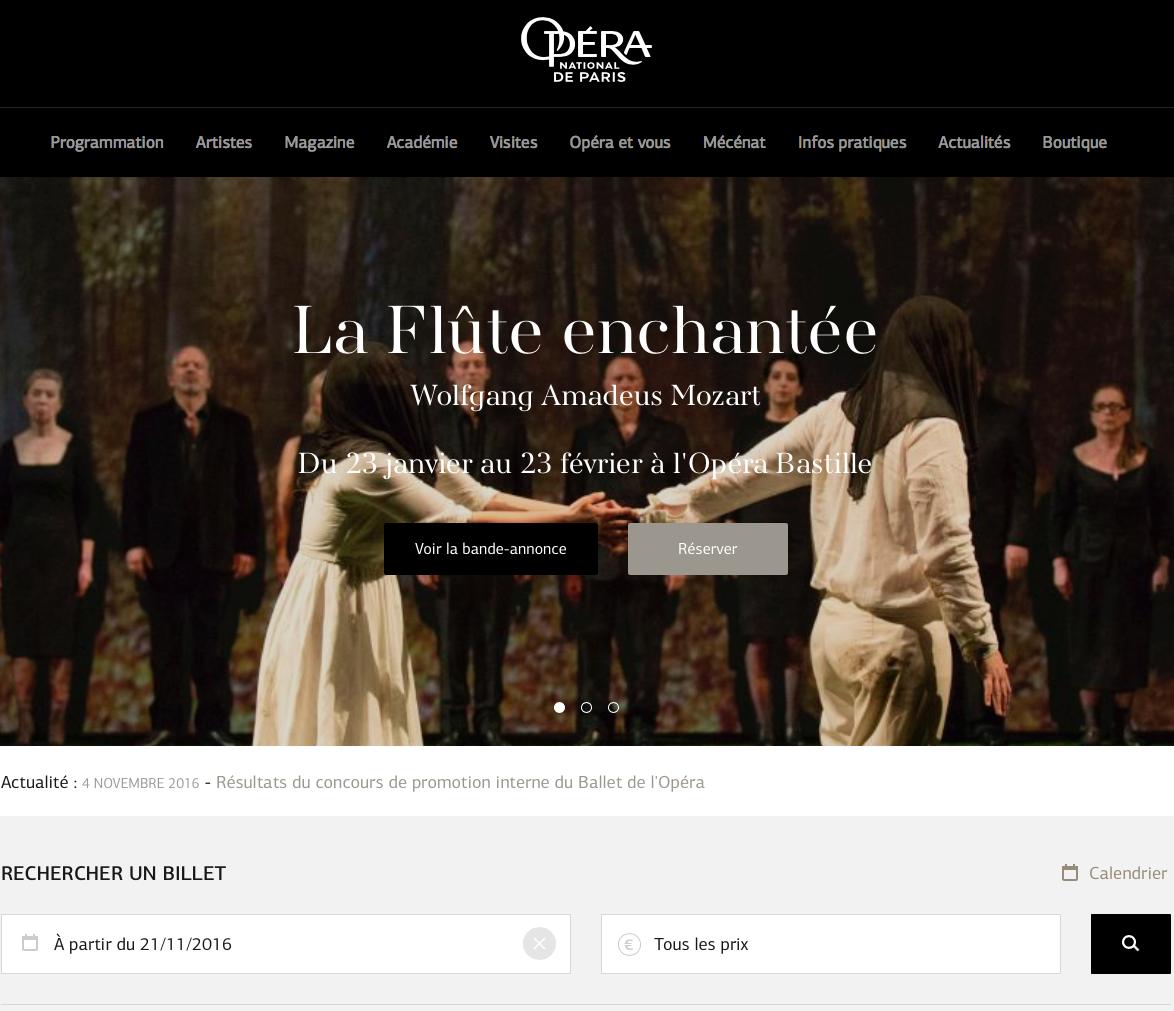 パリ国立オペラ – 法律翻訳
