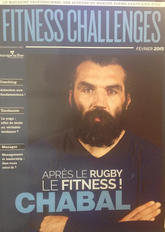 Fitness challenges(フィットネス・チャレンジ)仏英同時通訳