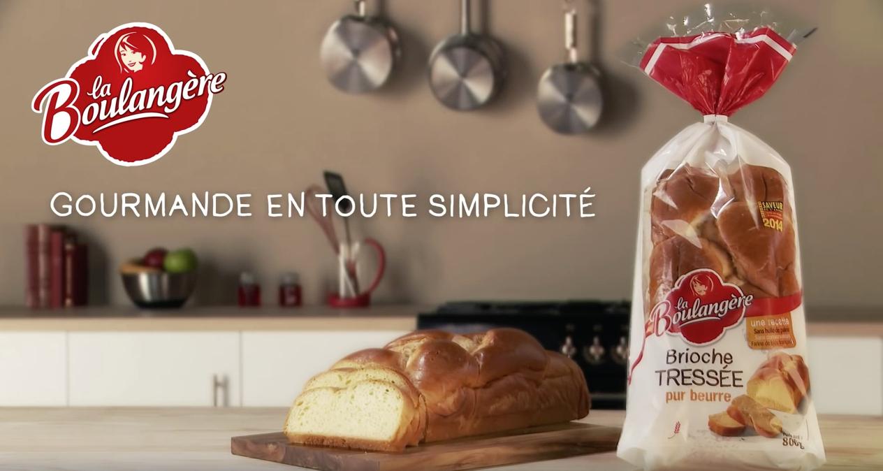 「La Boulangère」多言語パッケージ