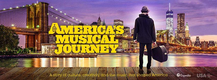 America's Musical Journey(アメリカン・ミュージック・ジャーニー)